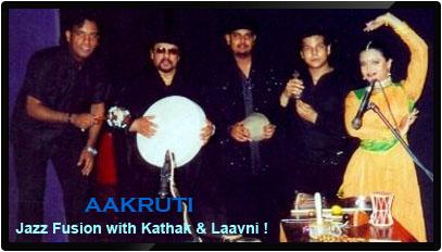 AAKRUTI (feat. Louiz Banks & Adittee Bhagwat)