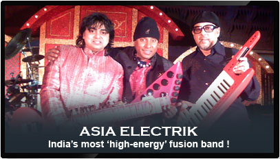 ASIA ELECTRIK (feat. SIVAMANI, LOUIZ BANKS, etc.)