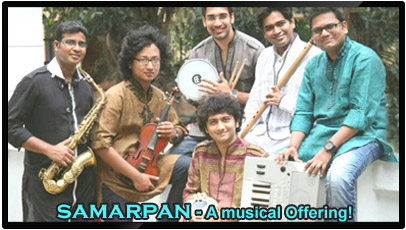 SAMARPAN - a musical offering