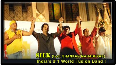 SILK (feat. SHANKAR MAHADEVAN)