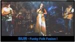 SUR – funky,Folk-fusion
