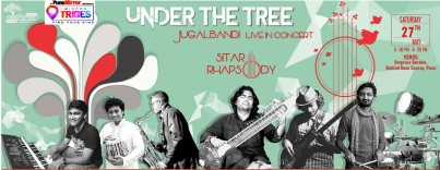 Under The tree concert pic